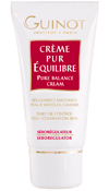 Creme Pur Equilibre – Re-balancing, oil-control cream, combination to oily-prone skin