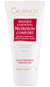 Masque Essentiel Nutrition Confort &#8211 Illuminates the complexion with essential oils