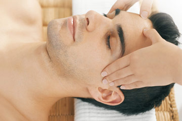 Advanced Beauty Care offers a full-range of Guinot facials for men.